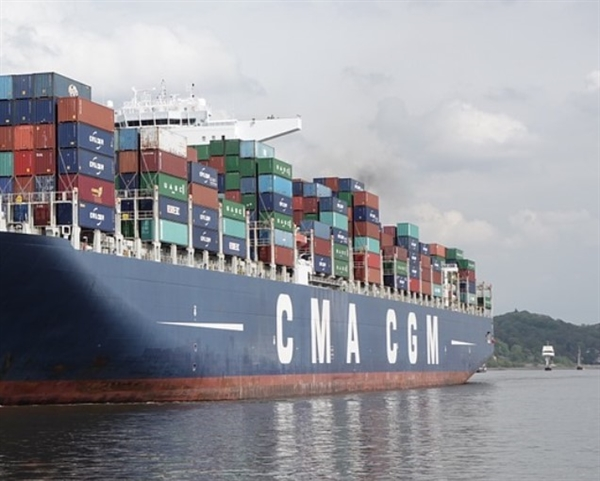 Cargo Vessel Sinks after Colliding with CMA CGM Norma